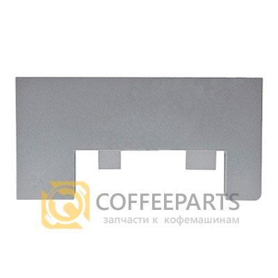 Накладка на переднюю часть корпуса кофемашины Siemens 703491